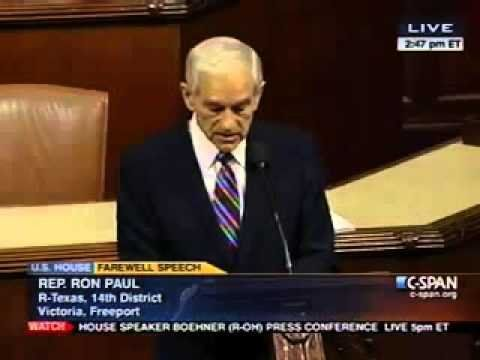 Ron Paul: Internet is the alternative to 'government media complex' that controls the news