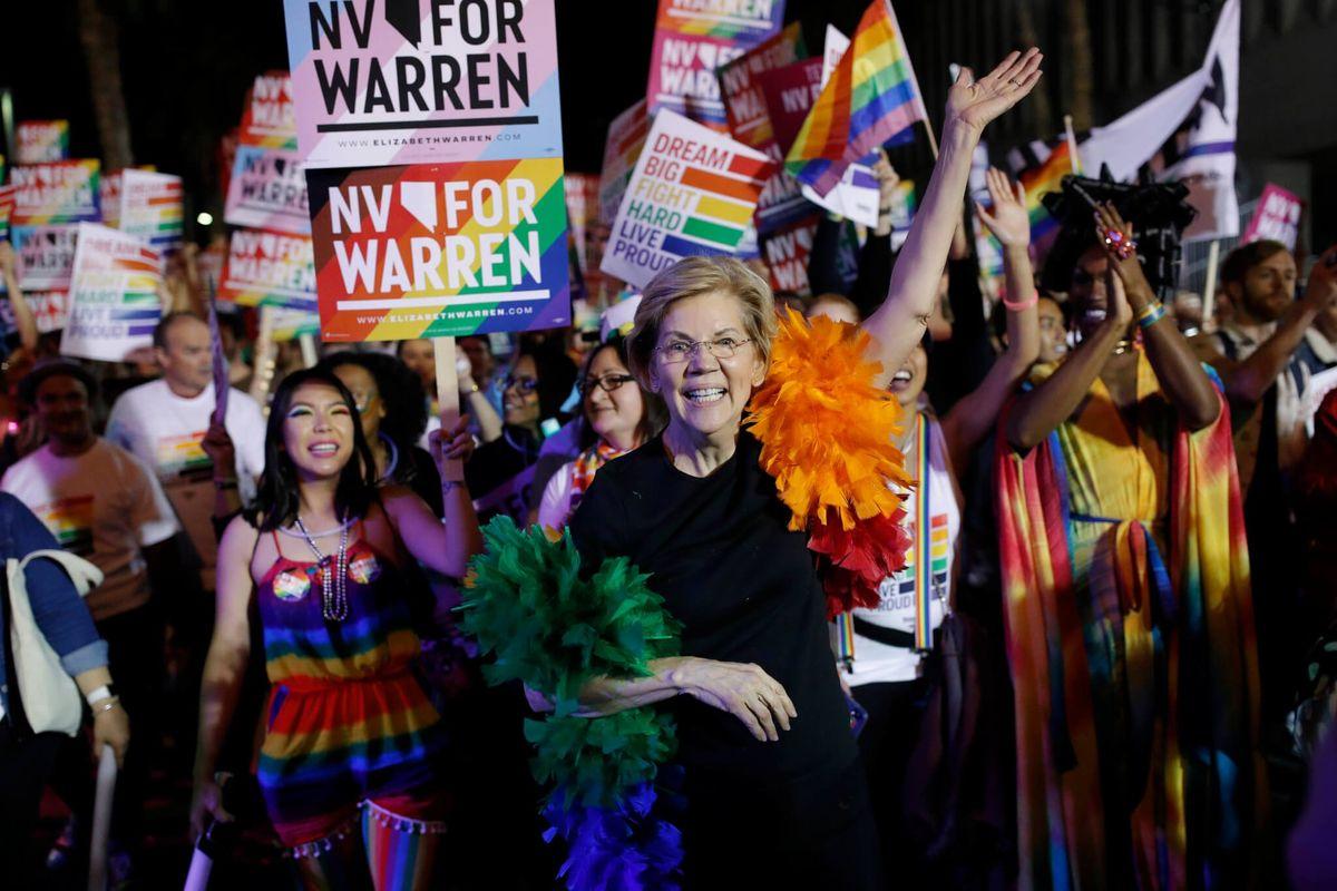 Warren Joins Buttigieg in Nixing Threat to Church Tax Status