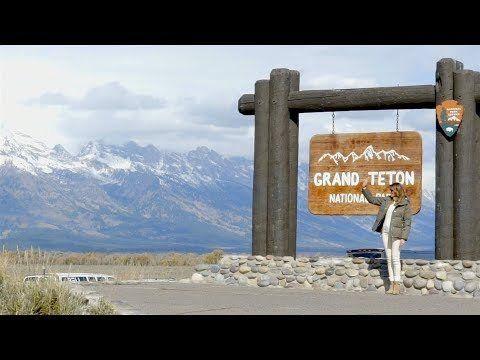 First Lady Melania Trump Visits Grand Teton National Park