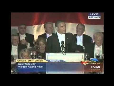Obama's hilarious Chris Matthews joke