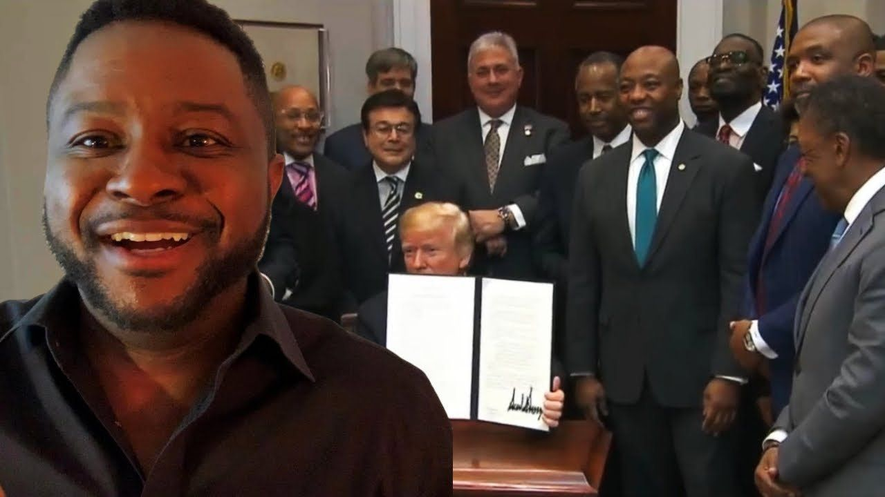 President Trump Signs Executive Order to Revitalize Urban Communities!