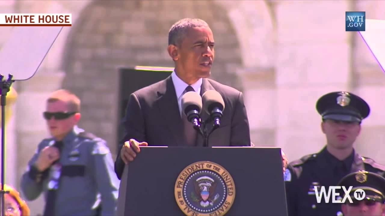 Obama: We can do more to 'heal the rift' between police and communities