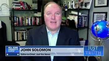 John Solomon discusses the Hunter Biden tax issues tonight on Just The Truth