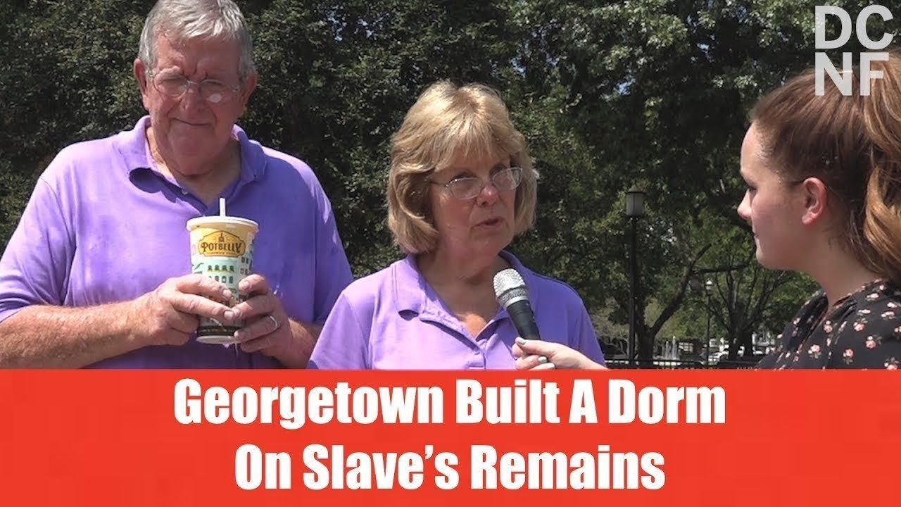 Georgetown University Built A Dorm On Slave Remains And We Wanted To Know Your Thoughts