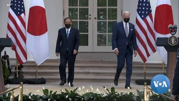 China at Forefront of US-Japan Summit