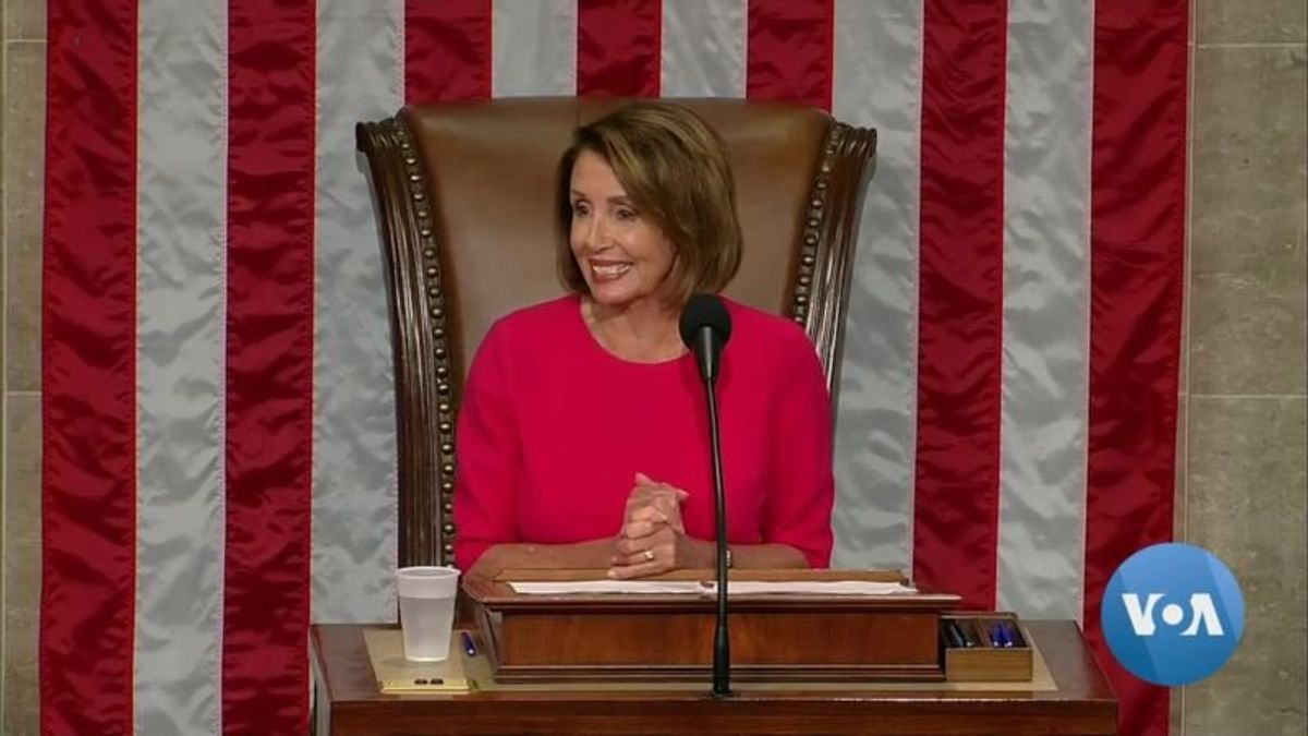 Pelosi Calls for Mutual Respect, Support for Middle Class