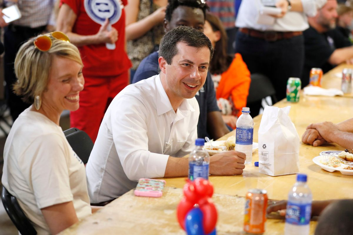 Buttigieg Says 'Reckoning' Coming Over GOP and Christianity