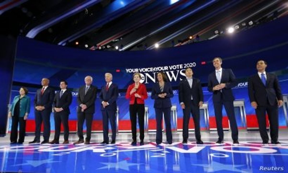 Key Takeaways From Democrats' Third 2020 Debate