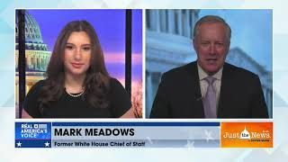 Mark Meadows tells tells Sophie Mann he expects Dr. Fauci to beat Andrew Cuomo's book deal
