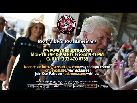🔥 LIVE! WDShow 9-16 WSJ, Media Pushing Fake News About Trump, Paris Accord 202 470 6738