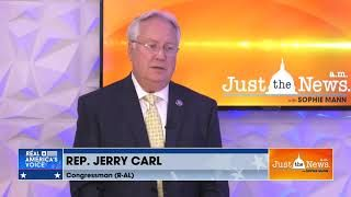 Rep. Jerry Carl supports removing Rep. Ilhan Omar from committee assignments