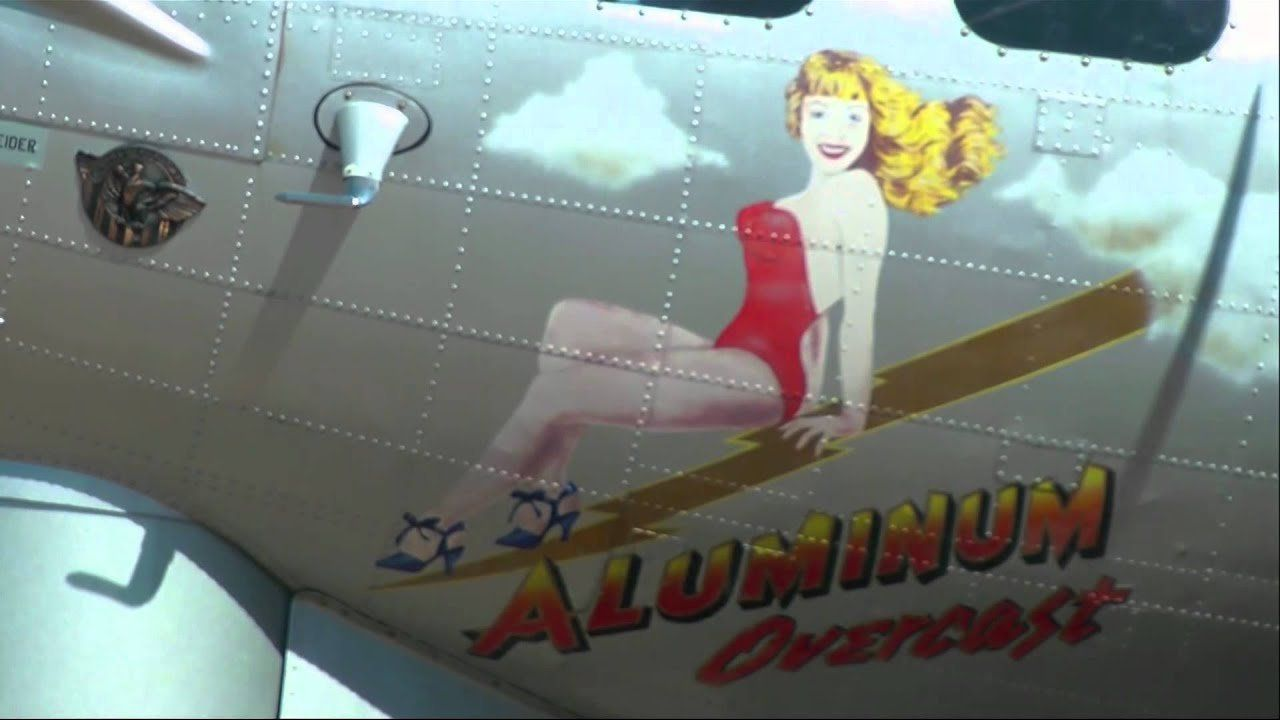 WWII planes keep soaring with volunteer crew