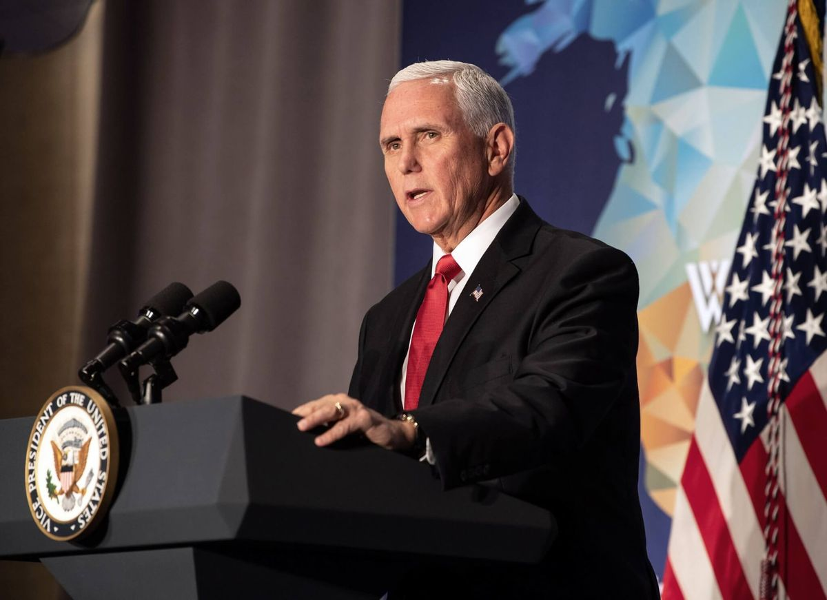 Pence Visiting Wisconsin's Capital City, Liberal Stronghold
