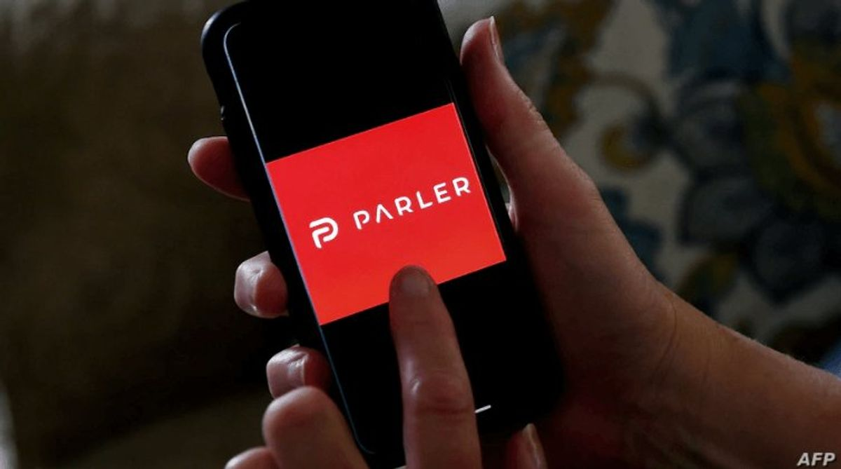 Google Suspends Parler App From Its Play Store; Apple Gives 24-hour Warning