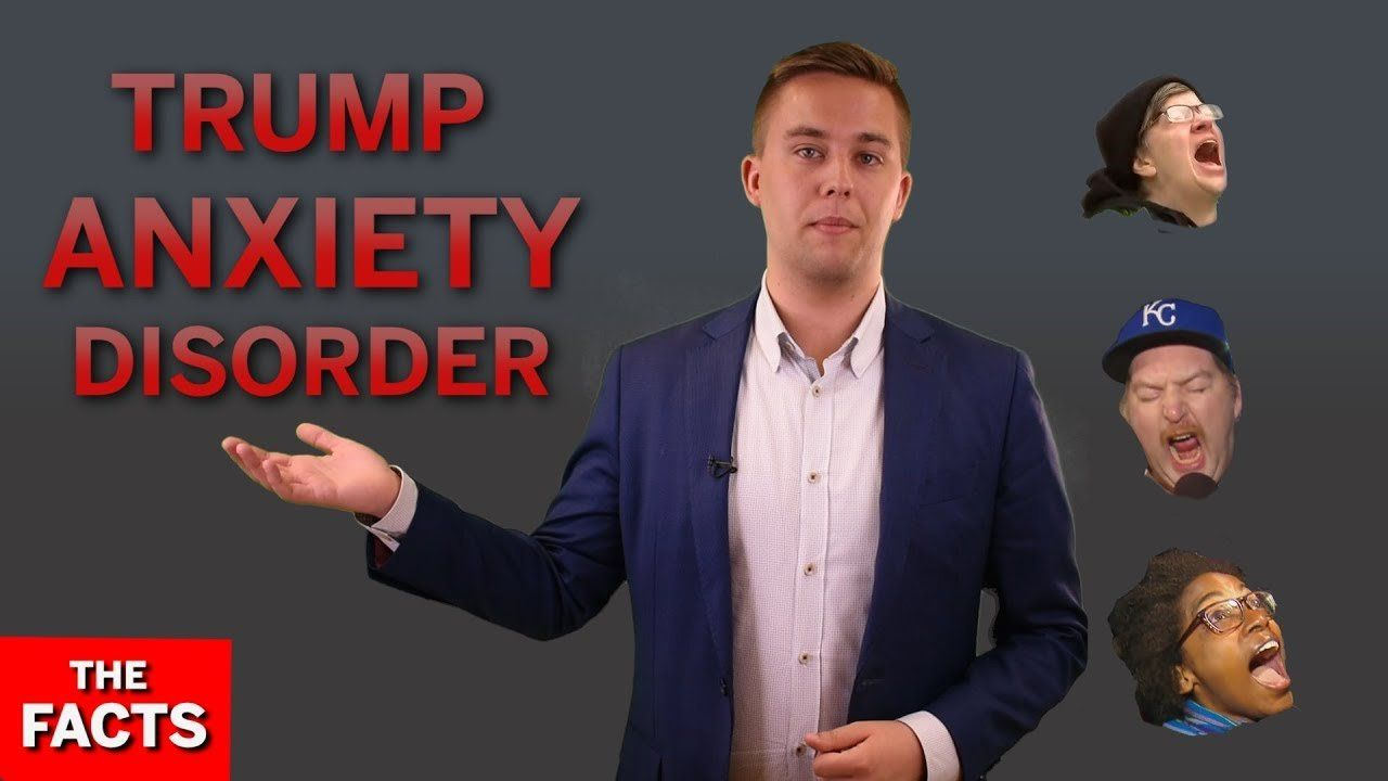 Trump Anxiety Disorder Is Now A Real Thing! Liberals and Conservative Can Both Suffer From It!