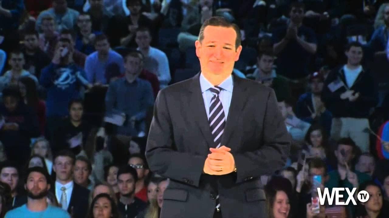 Ted Cruz announces 2016 presidential campaign