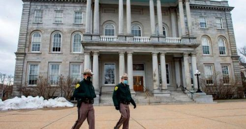 N.H. lawmaker running for Congress calls for 2020 election audit