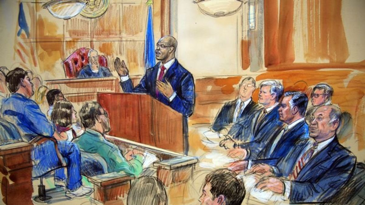 Manafort Trial Concludes Active First Week