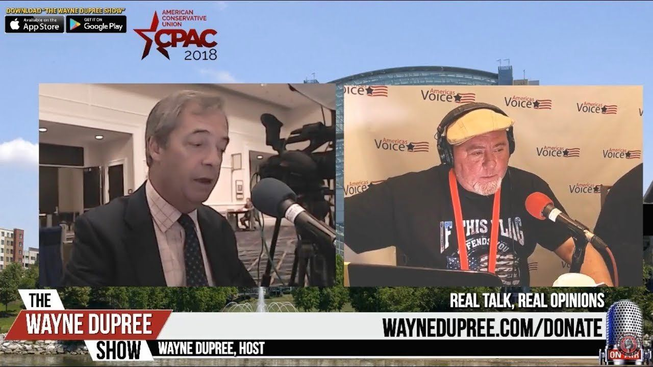 🔴CPAC 2018 – End of Day 2 LIVE From Washington DC – Sponsored By The Political Insider