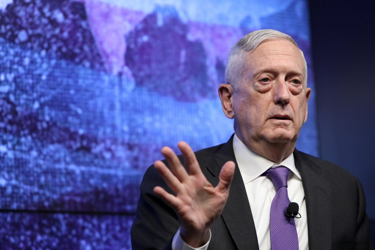 Former Pentagon Chief Mattis: US Should Side With Hong Kong Protesters