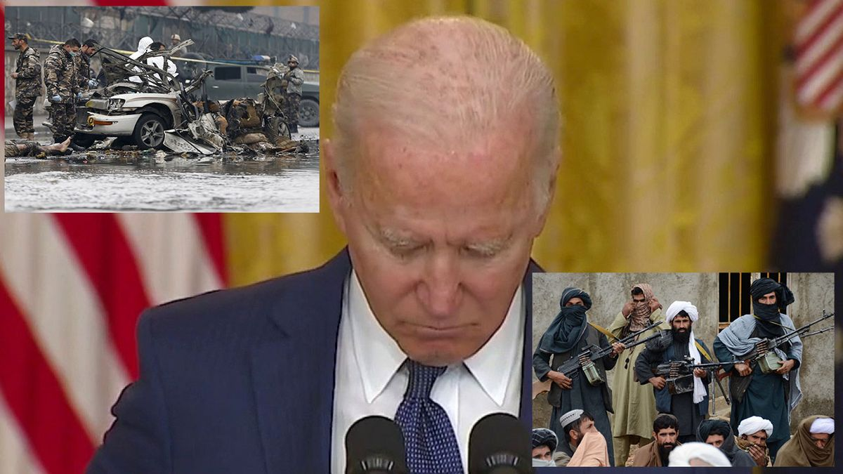 Biden's Afghanistan Fiasco Was NO Accident or Miscommunication