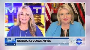 Rep Kat Cammack joins Dr. Gina to discuss Biden making a fool of the United States at the #G7summit