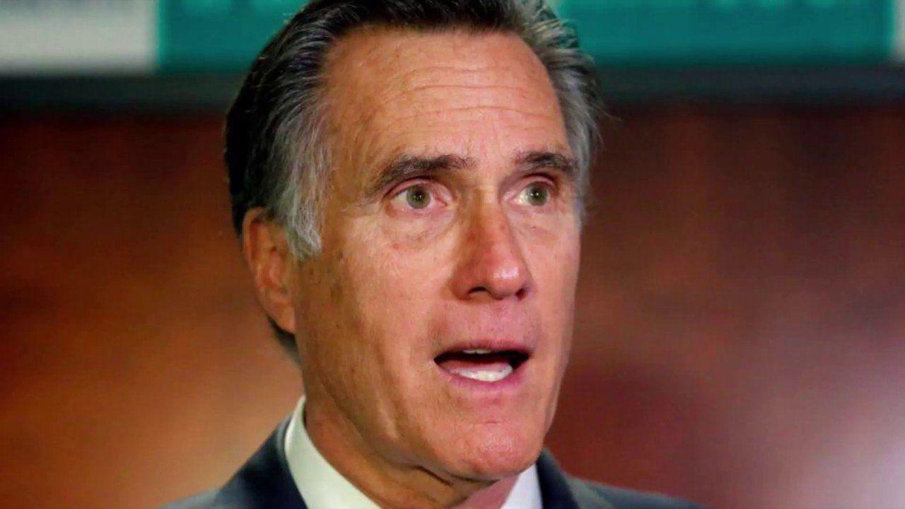 Mitt Romney Discusses 'Dramatic Shift' Fueling Immigration Crisis
