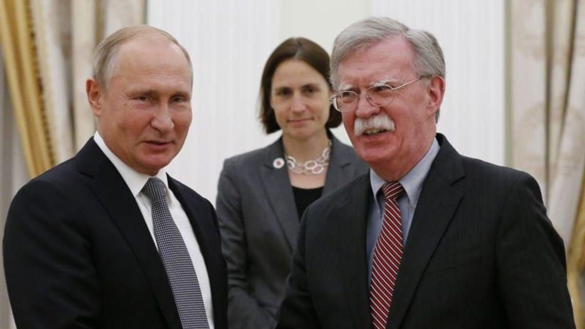 US official says Putin invited to visit Washington next year
