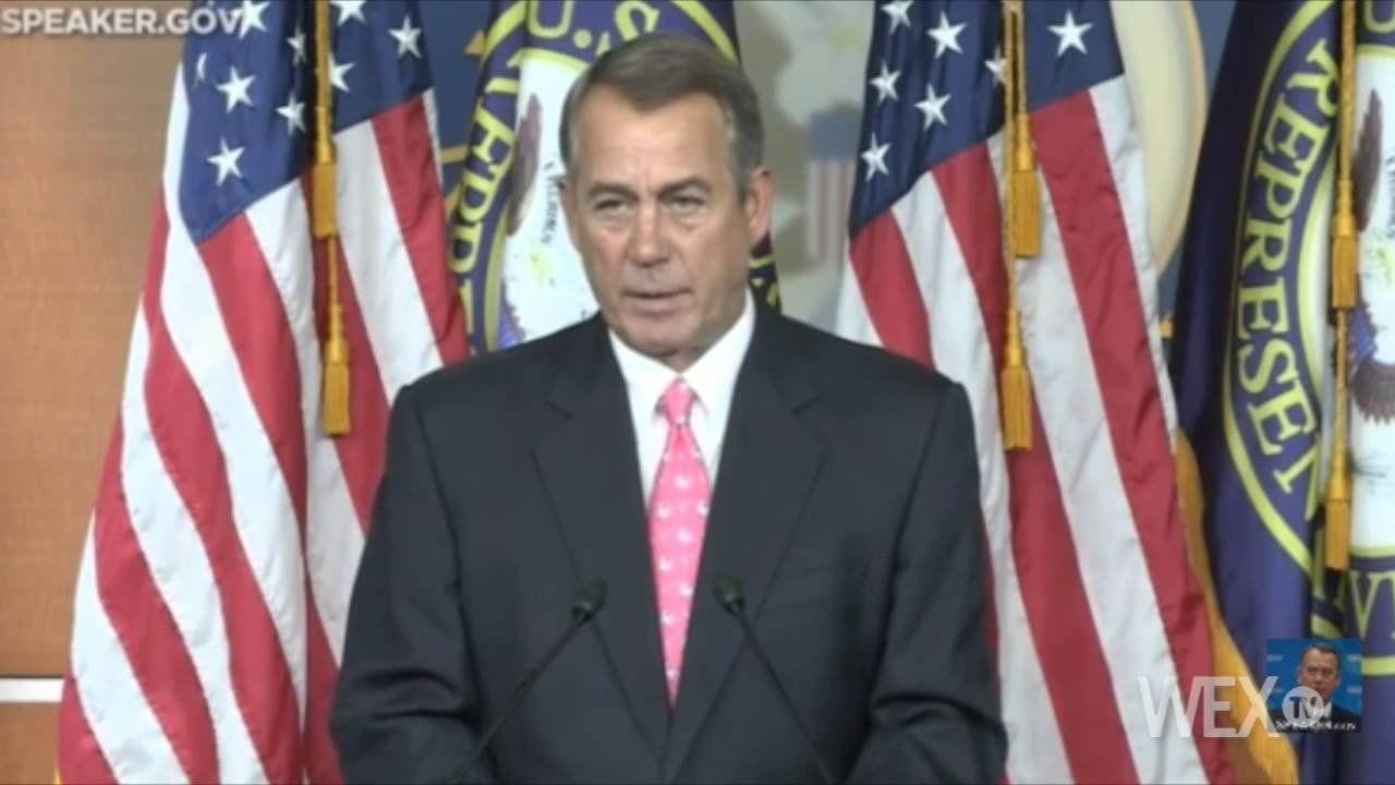 Speaker Boehner congratulates Netanyahu on victory