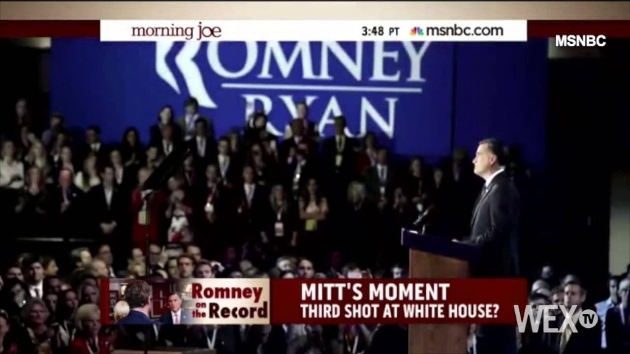 Mitt Romney 'not planning' on another presidential run