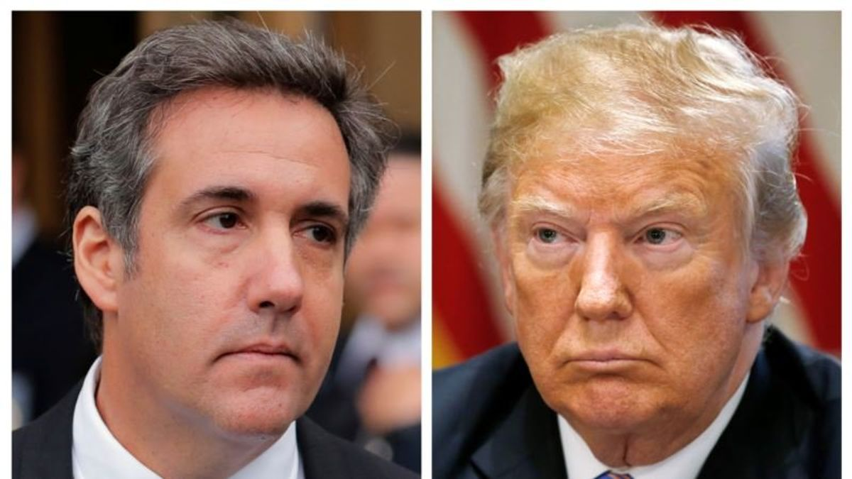 As Protectors Abandon Trump, Investigation Draws Closer