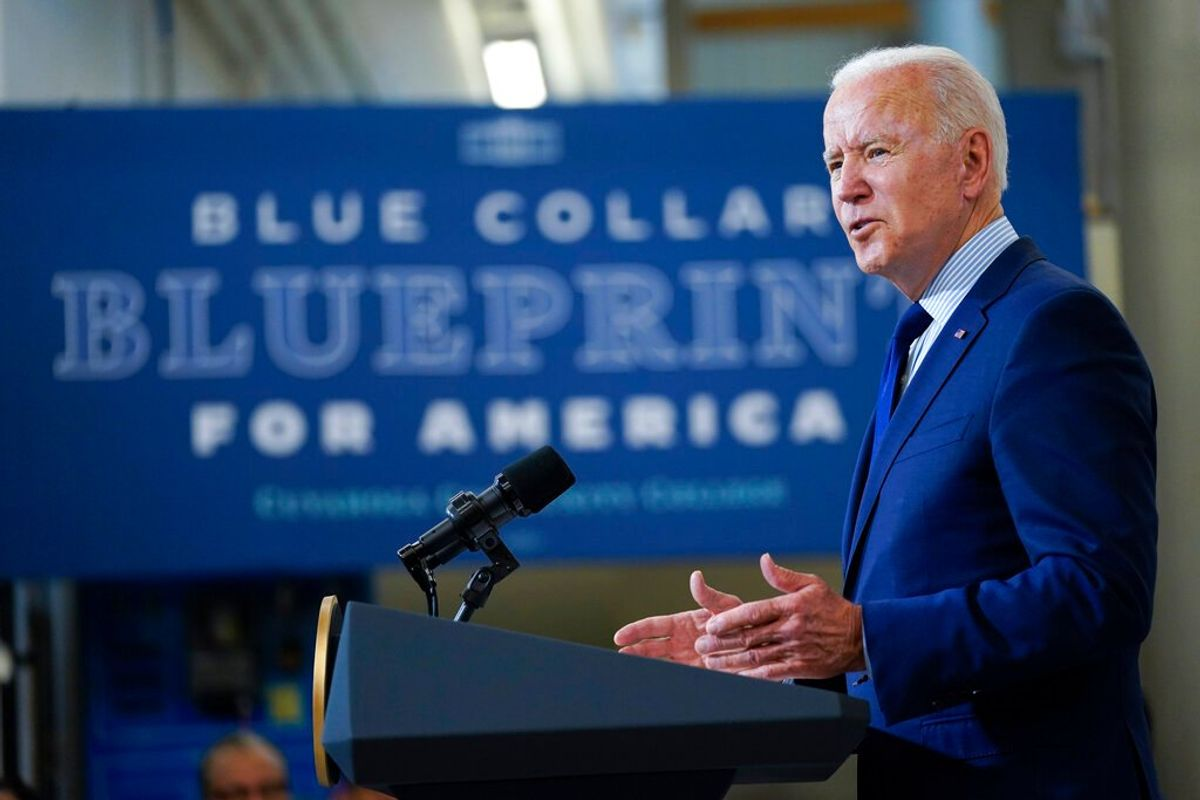 Biden Budget to Propose $6 Trillion in 2022 Spending