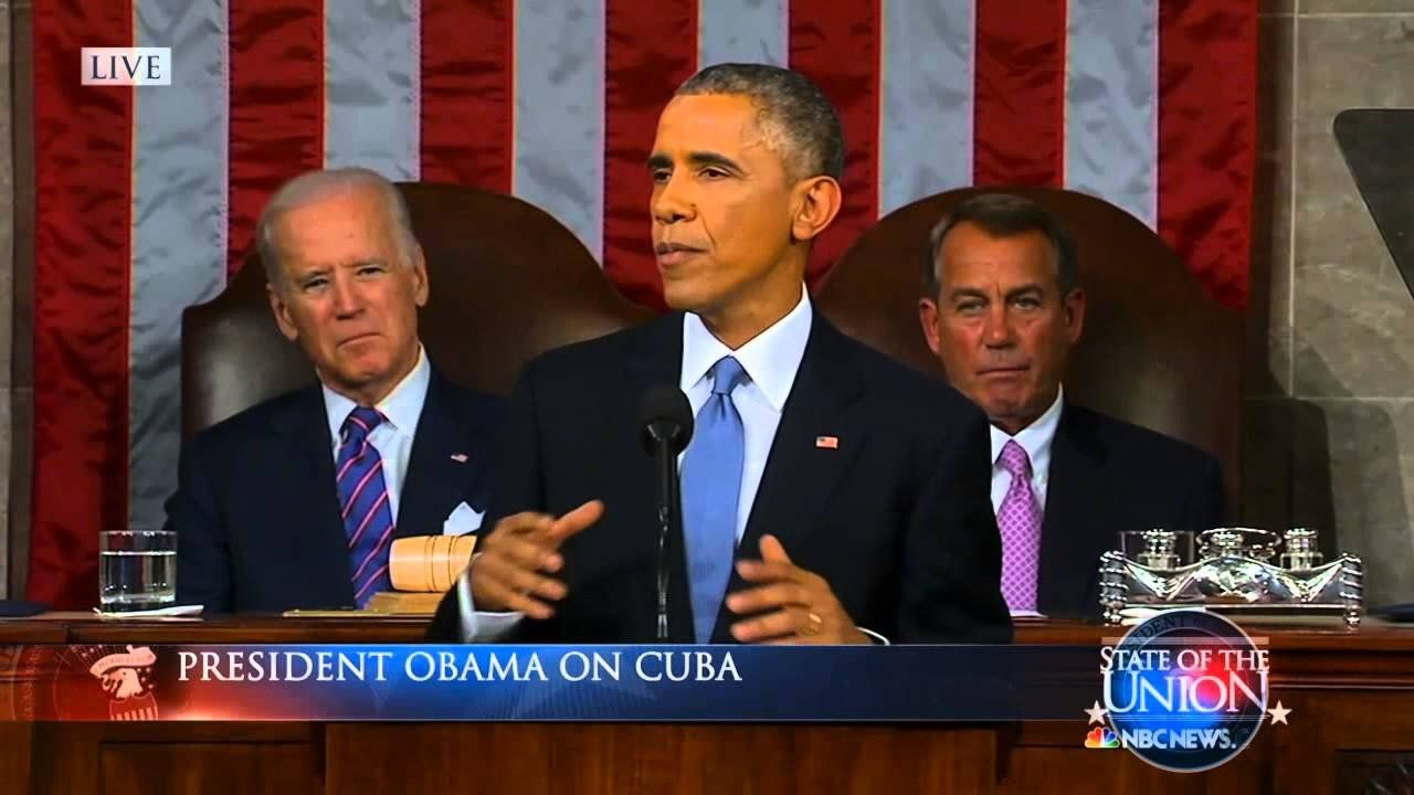 Obama discusses state of U.S. foreign policy