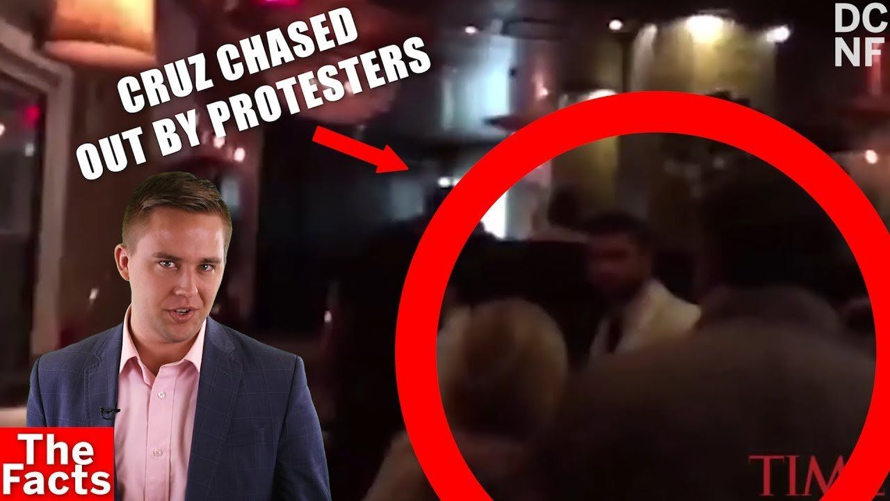 Ted Cruz Chased Out Of Restaurant By Protesters