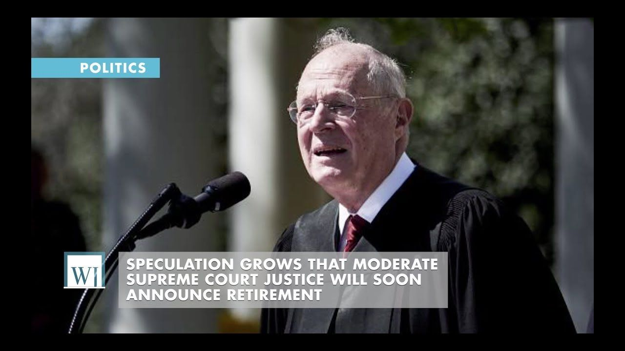 Speculation Grows That Moderate Supreme Court Justice Will Soon Announce Retirement
