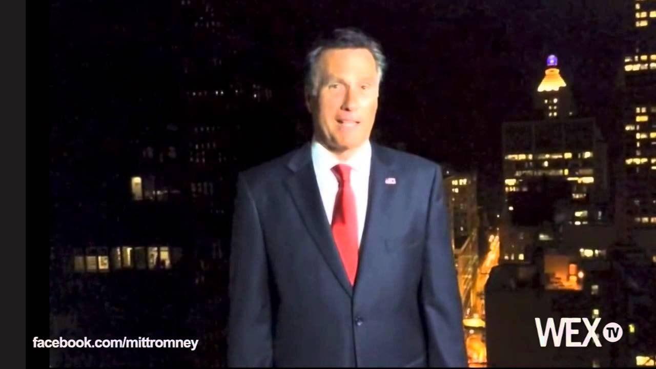 Mitt Romney keeps it classy for the ALS ice bucket challenge
