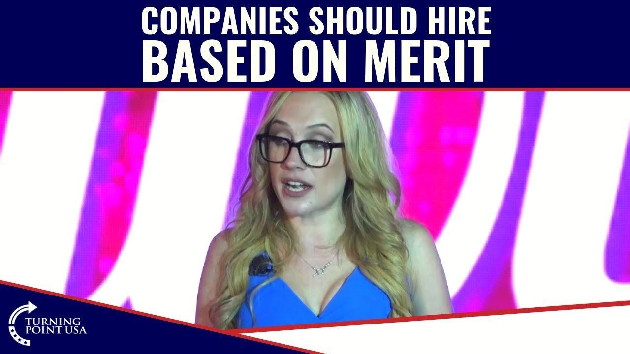 Companies Should Hire Based on MERIT