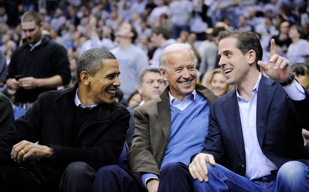 Hunter Biden Tried to Keep a Low Profile, But Trump Wouldn't Let Him