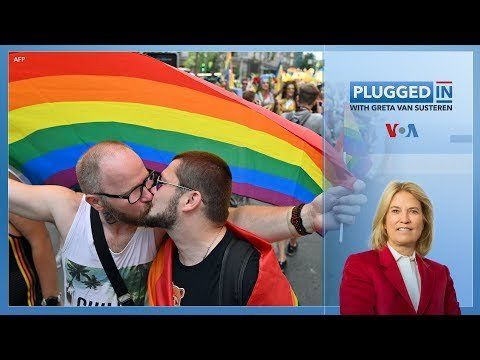 LGBT: The Gay Pride Movement | Plugged In with Greta Van Susteren