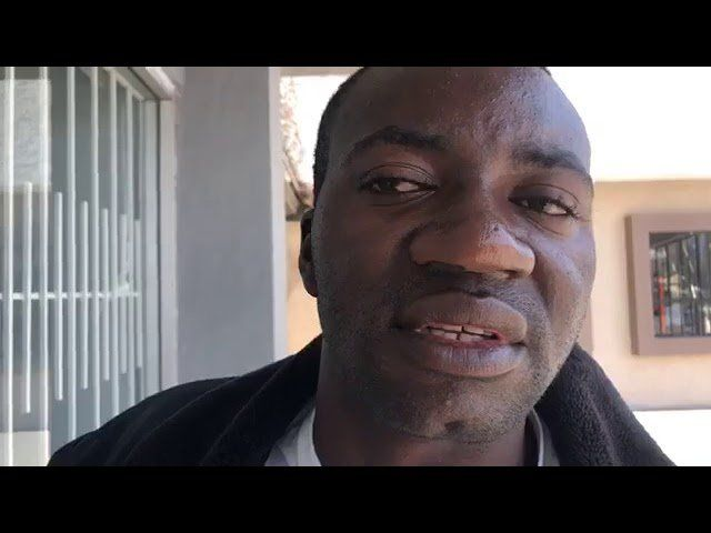 English/Espanol, Interview with Cameroon citizen in Tijuana Mexico