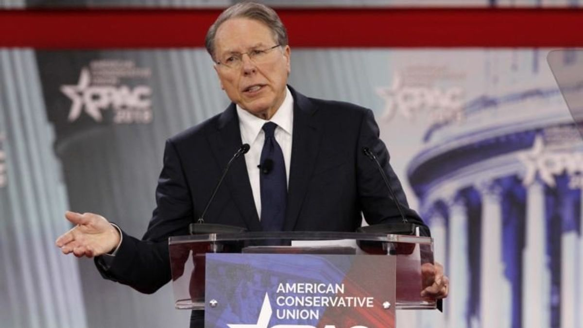 NRA Cuts Election Spending as Gun-Limit Groups Rise