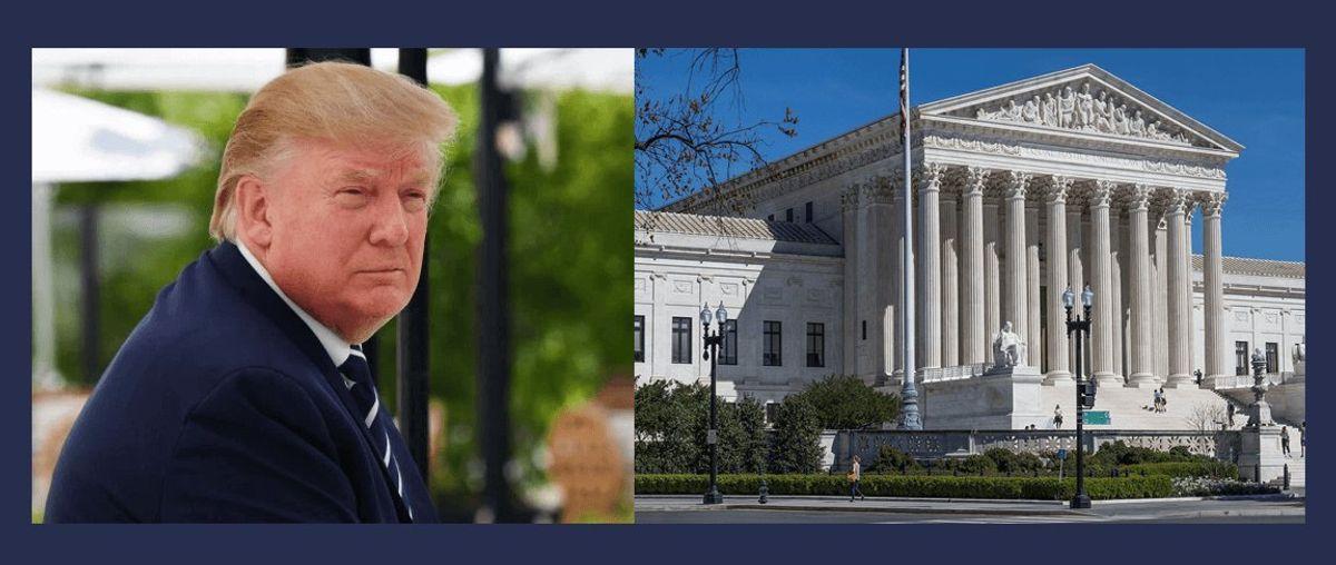SCOTUS to Hear President Trump's Financial Records Case