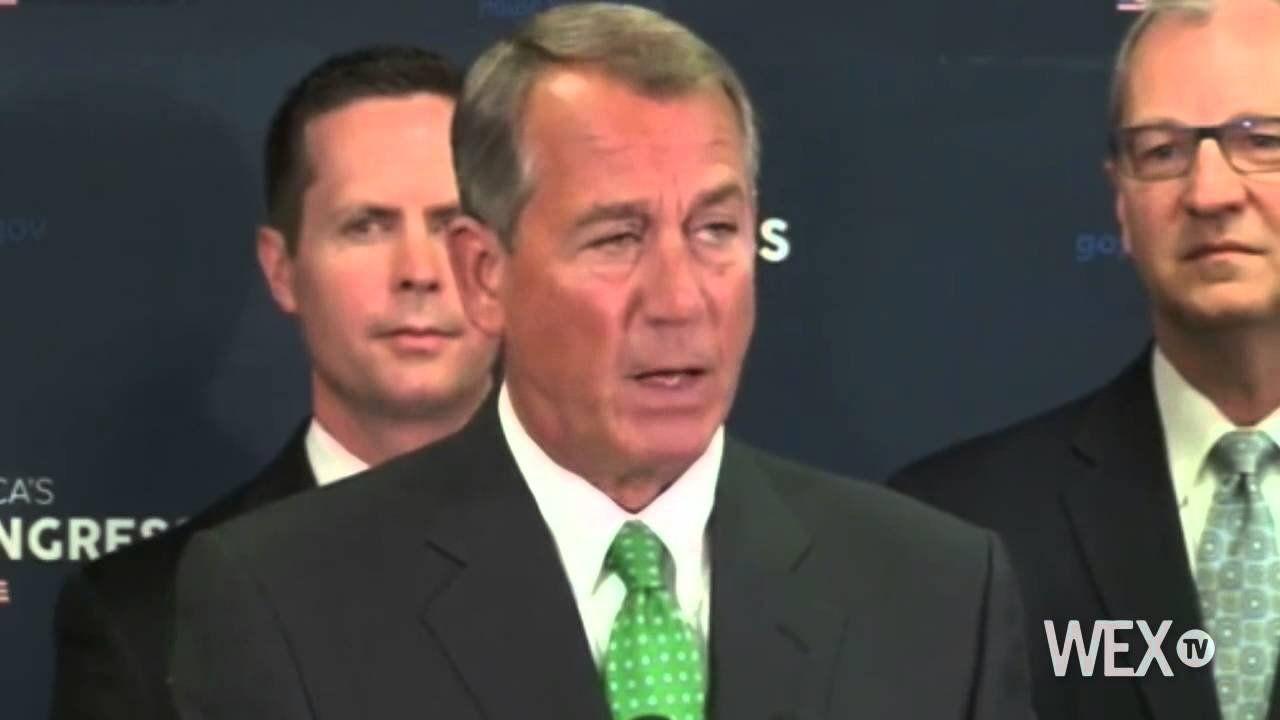 "Speaker Boehner: Republicans will have ""family conversation"""