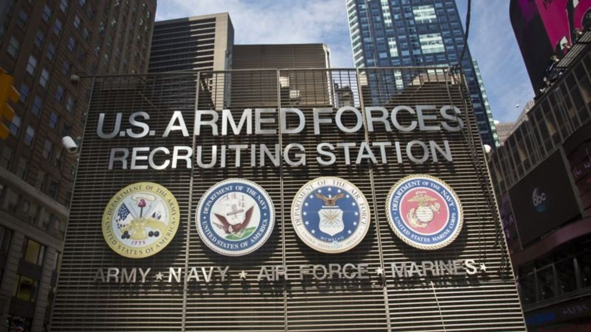 Could Space Force Be New Branch of US Military?