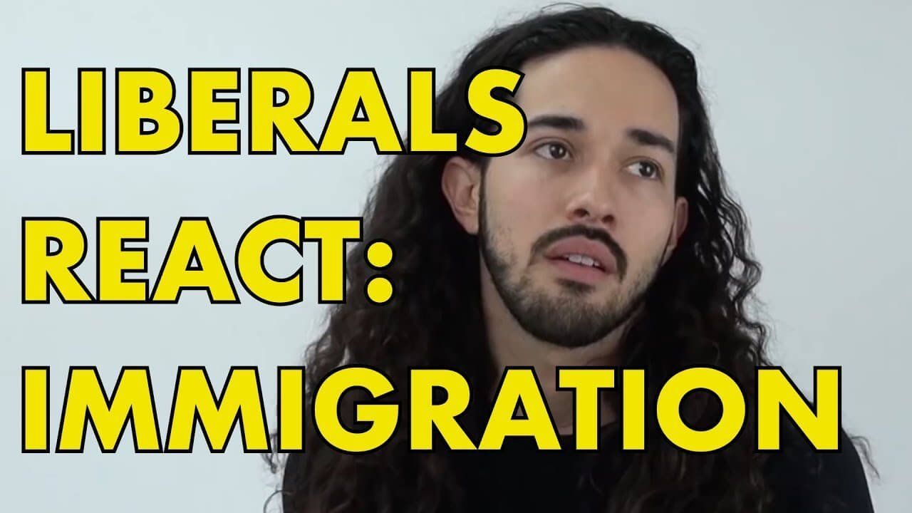 ILLEGAL IMMIGRATION: Liberals shocked by facts on illegal immigratrion.