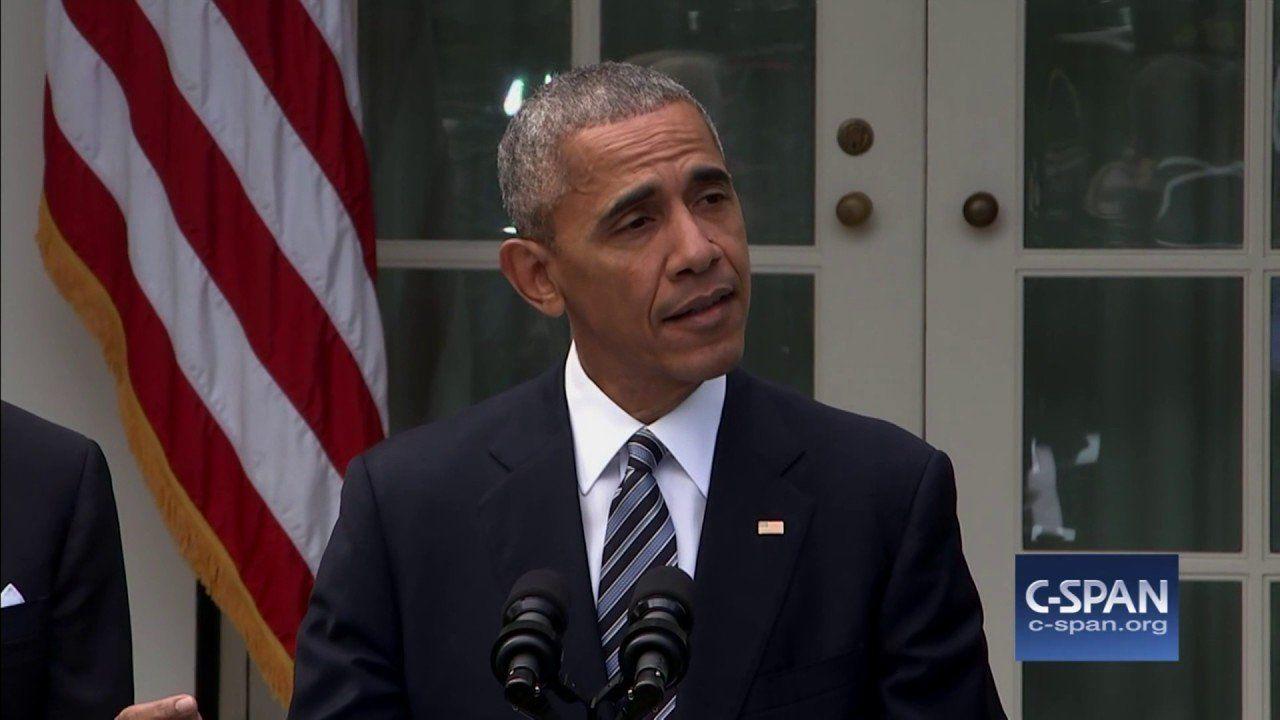 President Obama FULL post-election statement (C-SPAN)