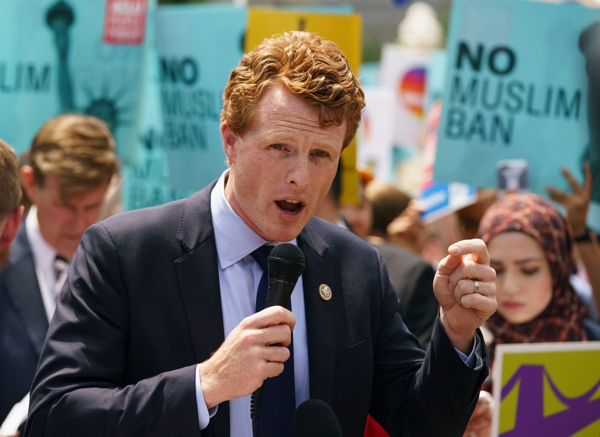 Joe Kennedy Mulls US Senate Run Against Markey in Massachusetts