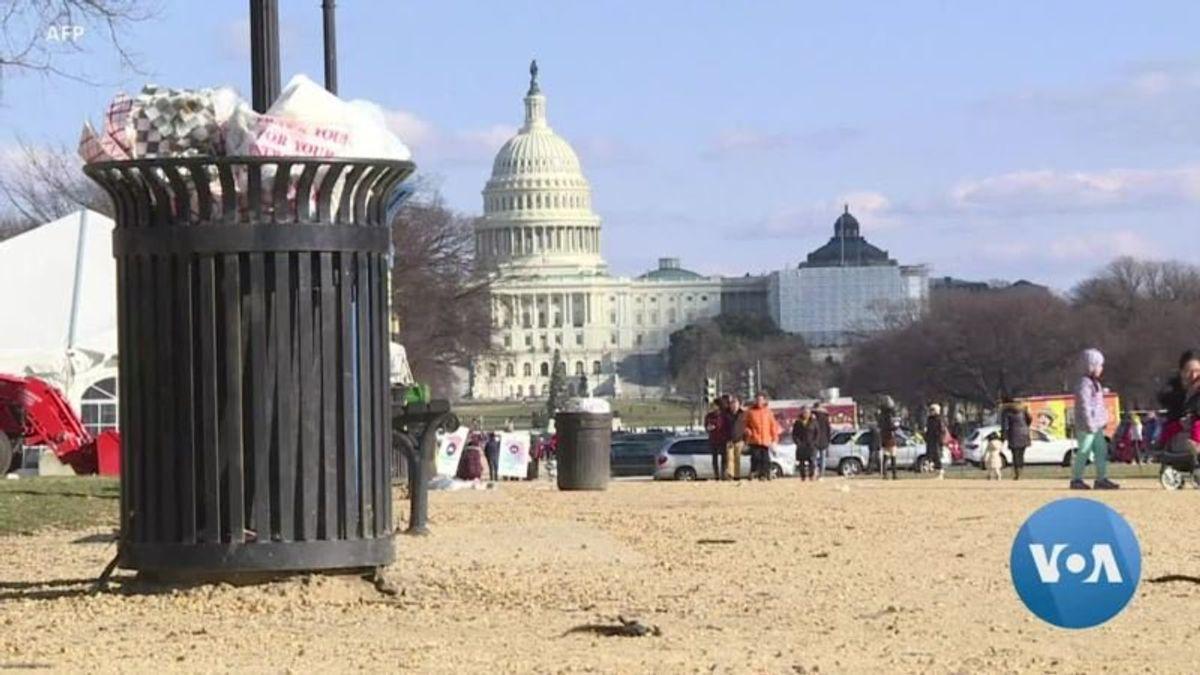 US Government Shutdown, Funding Impasse Drag On