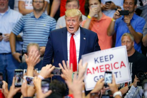 Trump's North Carolina Rally to Be Test For his Clout, GOP