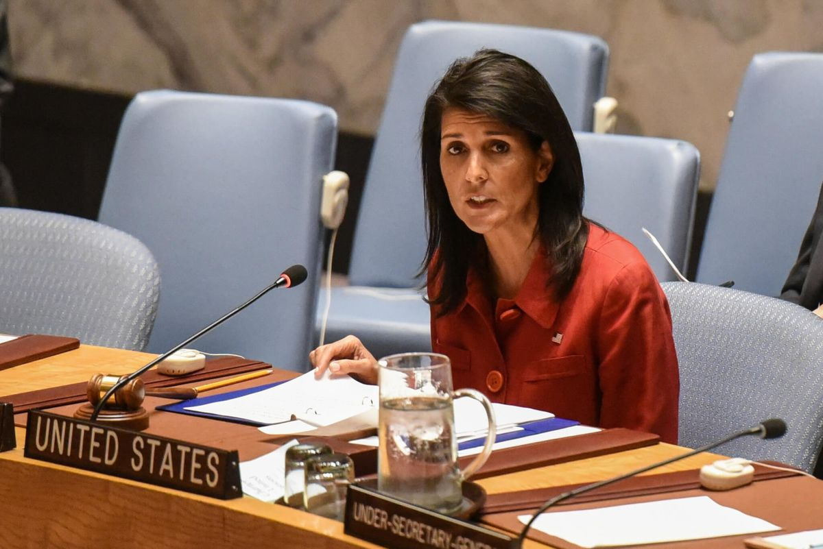 In memoir, Haley Alleges Disloyalty Among Some on Trump Team
